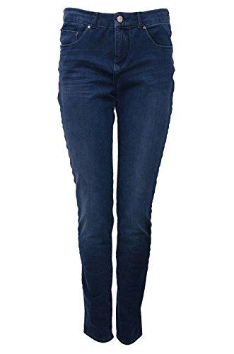 "Damen Jeans ""Skinny Pure Flexx"" Blue"