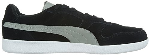 Puma Icra Trainer Sd, Baskets mode mixte adulte Noir (Black-Limestone Gray 03)