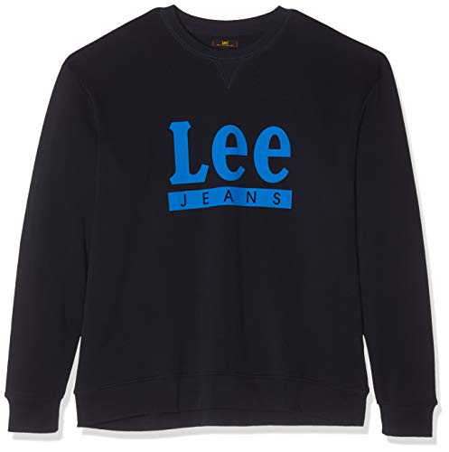 Lee Basic Graphic Crew Sudadera