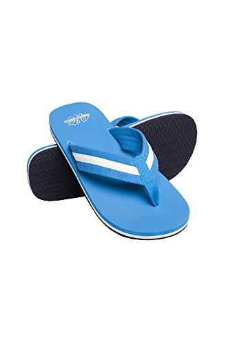 Urban Classics Beach Slippers, Farbe:tur/wht;Größe:36
