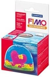 FIMO Boule de neige ovale dim.: (L)70 x (P)52 (P)52 (P)52 x (H)55 mm B006UUTZGO c29726