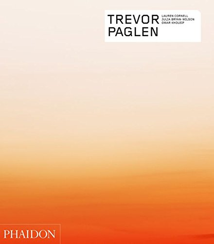 Trevor Paglen (Phaidon Contemporary Artists Series) par Lauren Cornell