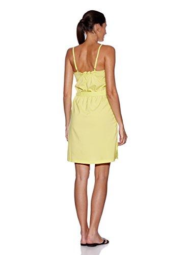 Jack Wolfskin Damen Kleid Toluca Dress gelb