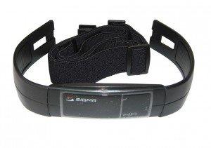 STS Sigma 20330 - Pulsómetro digital con cinta para pecho