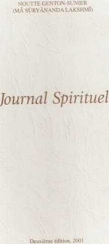Journal spirituel