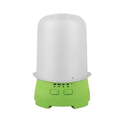Free Life JL Sombrero De Copa Difusor De Aroma Casa Mini Humidificador Oficina Escritorio Purificador De Aire Dispensador De Perfume,Green