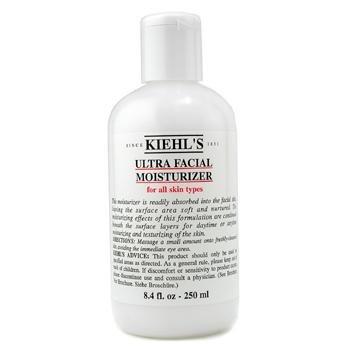 Kiehl's Ultra Gesichtsfeuchtigkeitscreme für alle Hauttypen - Volle Größe 8.4oz (250ml)