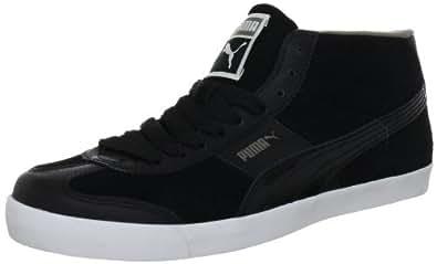 Puma Roma LP Hi Lodge 353830, Herren Sportive Sneakers, Schwarz (black-brindle 02), EU 37 (UK 4) (US 5)
