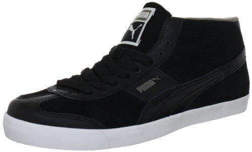Puma Roma LP Hi Lodge 353830, Herren Sportive Sneakers, Schwarz (black-brindle 02), EU 40.5 (UK 7) (US 8) (Puma Roma Herren)