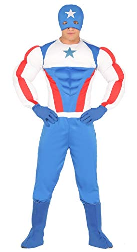 Fiestas guirca costume da supereroe capitan america