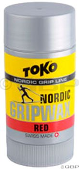 Toko Wachs Nordic Grip Red 25g Wax -