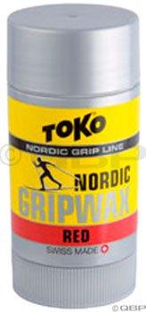 Toko Wachs Nordic Grip Red 25g Wax -