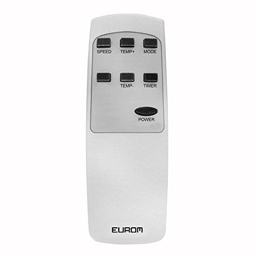 Mobile Klimaanlage Eurom Pac 7.2 für Büro Wohnung Wohnwagen Camping 7000 BTU - 3
