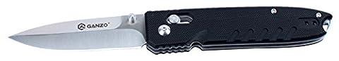 Ganzo Taschenmesser G746-1-BK schwarz Klingenlänge: 85 mm