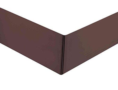 Sheets & Beyond Super Soft Massiv Gebürstet Mikrofaser 35,6cm Bundfaltenhose Bett Rock/Staub Rüsche-von Blatt & Außerhalb Twin Size Braun (Röcke Queen-size-braun Bett)