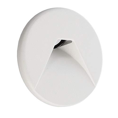 Camino LED para escaleras Luz pasillo peldaño Foco punto de luz para interiores Bianco caldo Bianco