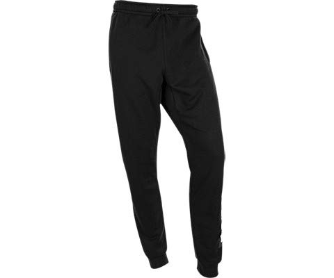 Nike Herren Jogger Fleece HBR Trainingshose, Black, L