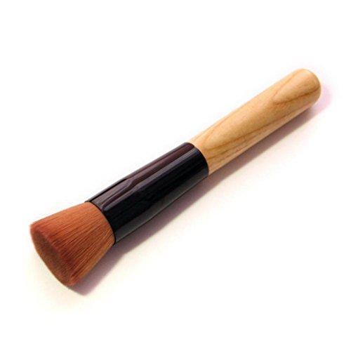 OVERMAL Pinceaux Poudre Correcteur Blush teint liquide pinceau de maquillage