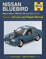 Nissan T12 and T72 Bluebird (Petrol) March 86-90 Service and Repair Manual (Haynes Service and Repair Manuals) por Jeremy Churchill