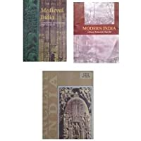 OLD NCERT 3 BOOK COMBO - ANCIENT, MEDIVAL & MODERN INDIA - BOOKS FOR UPSC & CIVIL SERViCES Paperback – 1 January 2001