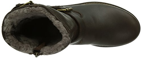 Panama Jack Faust Igloo C1 Napa Grass, Bottes Motardes Homme Marron (marron / Brown)