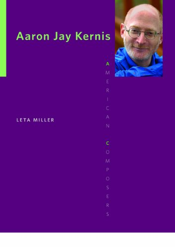 Aaron Jay Kernis (American Composers)