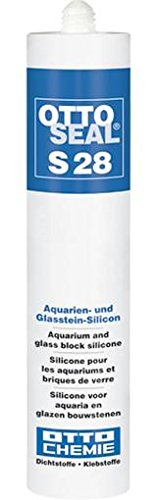 OTTOSEAL Silikon S-28 310ML C00 TRANSPARENT - 7028400