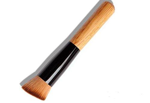 BOOLAVARD Maquillage Pinceau Poudre - Professional Make Up Brush - Cosmétiques Outils - Liquid Foundation Brush - Visage Blush Pinceau Poudre - Contour Blush Brush - Concealer Brush (type 2) par Boolavard