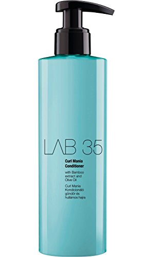 Kallos Lab 35 Curl Mania Conditioner with Bamboo Extract, 250 ml