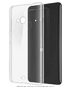 Nokia Lumia 535 Exclusive Soft Silicone Transparent Crystal Clear Case TPU Soft Back Case Cover Back Cover-ECellStreet