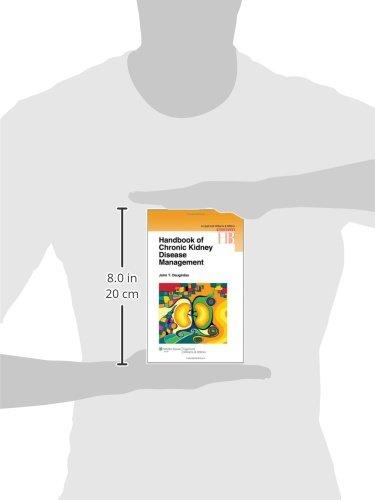 Zoom IMG-3 handbook of chronic kidney disease