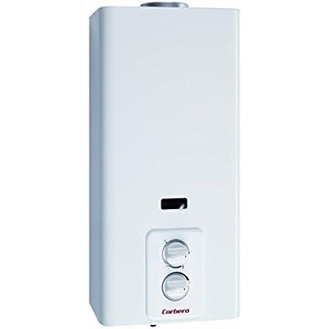 Corberó CCP5GB - Calentador de gas butano, 5 litros , color blanco
