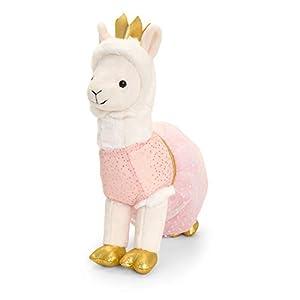Keel Toys SF2501 - Peluche de Peluche, Color Crema y Rosa