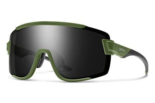SMITH OPTICS(スミスオプティクス) Unisex-Erwachsene Wildcat Sonnenbrille Mehrfarbig (Opol Grcr) 99 (Sonnenbrille Für Damen Von Smith Optics)