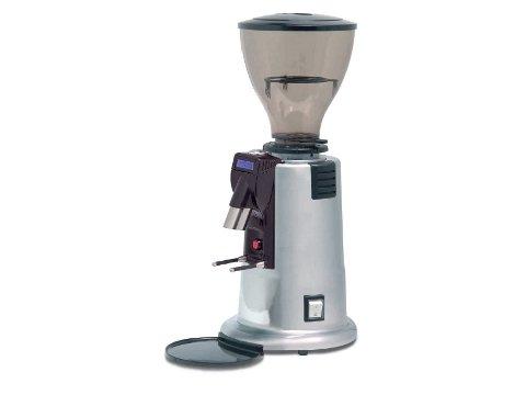 Macap M5D M5D Kaffeemühle digital silber Scheibenmahlwerk