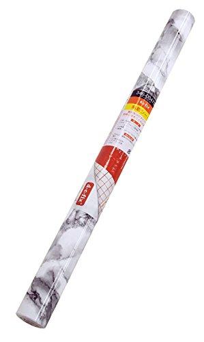 d-c-fix F3460047 Klebefolie, Vinyl, weiß, 200 x 45 cm