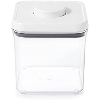 oxo good grips large pop container square 23 l