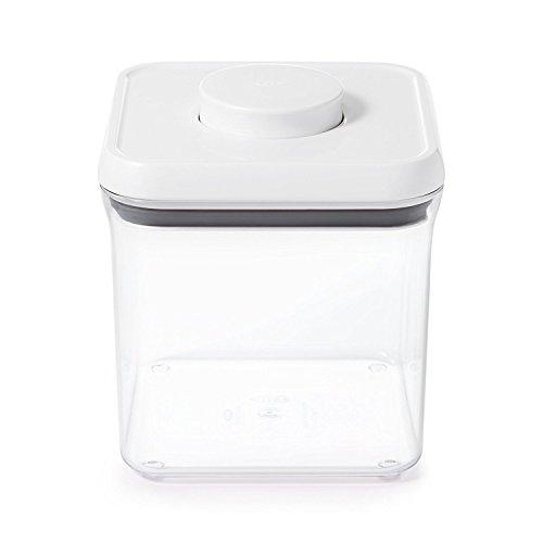 OXO Pop Contenitori, Plastica, Trasparente