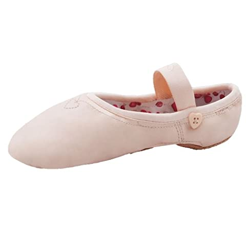 Capezio 2035C Pink Love Ballet Shoe 12s UK 12s US