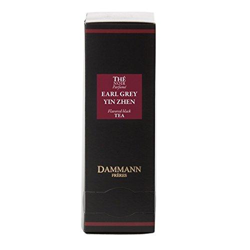 Dammann Frères - Thé EARL GREY YIN ZHEN - 24 sachets individuels