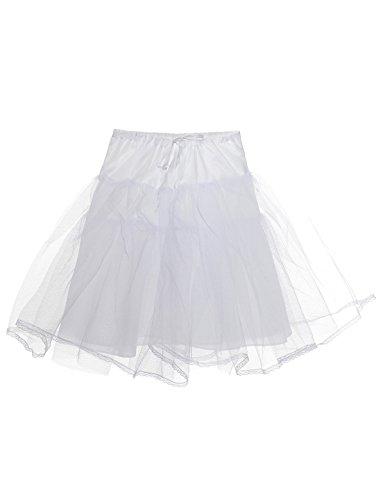 Remedios-Children-Hoopless-Half-Slip-Flower-Girls-PetticoatCrinoline-Underskirt