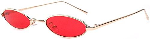 J&L GLASSES Retro Klassisches Sonnenbrillen Brille mit Fensterglas Damen Herren Brillenfassung...