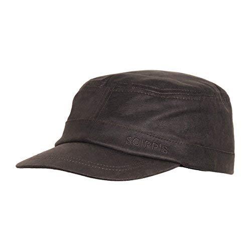 SCIPPIS - Chapeau western - Homme marron marron Taille Unique