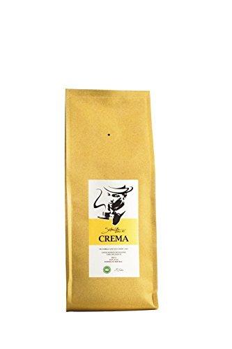 SANTANA CREMA Ganze Kaffeebohnen, Fairtrade Kaffeebohnen, Hochland Kaffee, Dominikanischen Republik,...