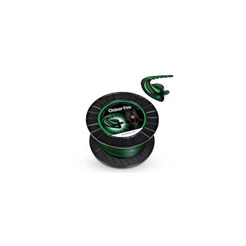 Matijardin Hilo Desbrozadora Nylon cuter  Pro Hélicoïdal 3 mm par 279 m en  bobina 817339a44870