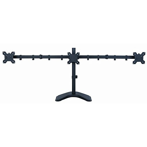 monitor-bracket-for-three-monitors-with-pedestal-for-asus-24-vs247h-p