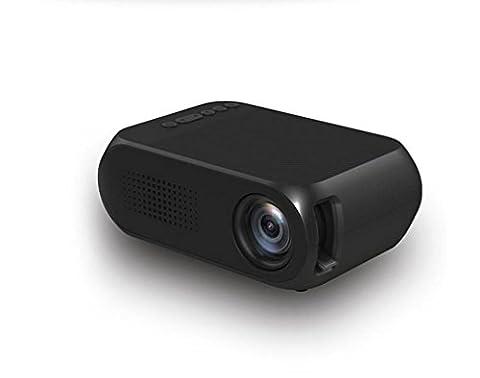 Projektoren Video Projektor 400-600 Lumen Unterstützung 1080P Portable PC Laptop Full HD Portable Handheld Projektor Handheld Parteien Gaming Clubs