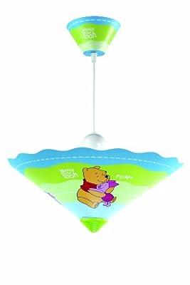 Dalber 63664 Winnie the Pooh Kinderzimmer Hänge Leuchte von DALEI bei Lampenhans.de