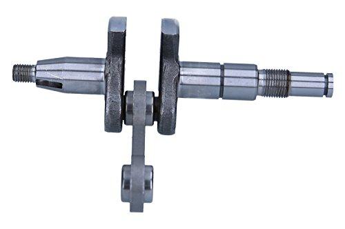 Kurbelwelle Passend für Stihl 018 MS 180 (10mm Kolbenbolzen)