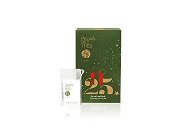 Palais des Thés - Thé Vert de Noël N°25-20 sachets mousselines